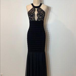 Bebe Dress mermaid shape